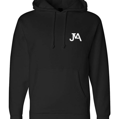 BB hoodie front